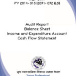 YPDSN_Cover page_Financial Statement FY 2014-015