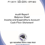 YPDSN_Cover page_Financial Statement FY 2019-020